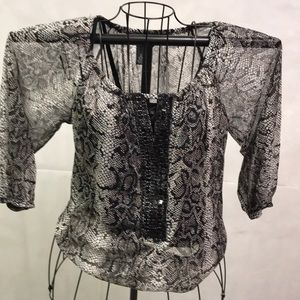 NEW- INC Blouse